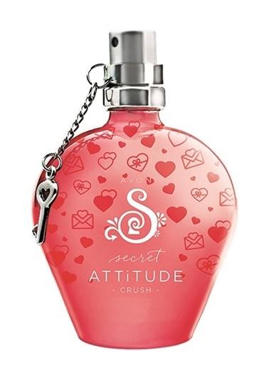 Avon Secret Attitude Crush Edt 50 ml Kadın Parfümü Renksiz